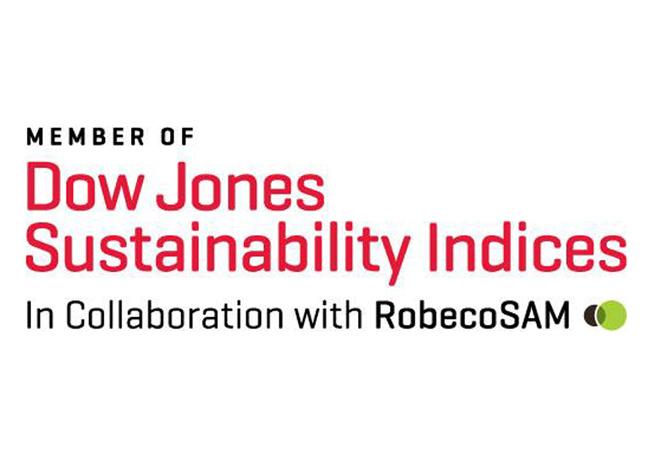 Bridgestone Corporation, incluída por segunda vez consecutiva en los índices de sustentabilidad Dow Jones