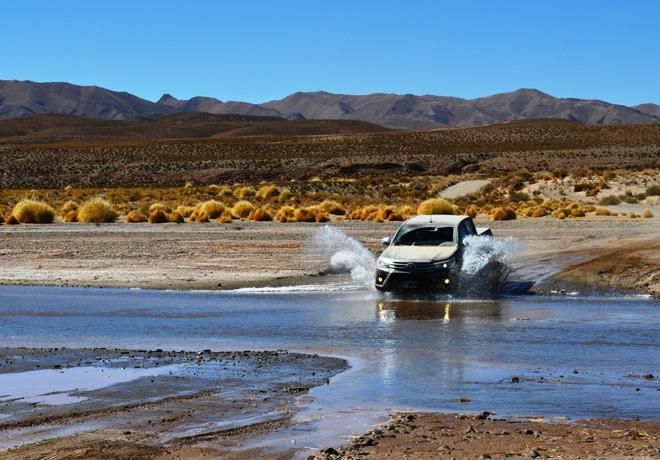 Tips de conducción en zonas con agua