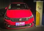 CESVI - Fiat Argo - Auto mas Seguro 2017 - Categoria Auto Chico 1