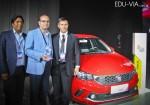 CESVI - Fiat Argo - Auto mas Seguro 2017 - Categoria Auto Chico 2