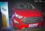 CESVI - Ford EcoSport - Auto mas Seguro 2017 - Categoria SUV 1