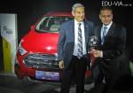 CESVI - Ford EcoSport - Auto mas Seguro 2017 - Categoria SUV 2