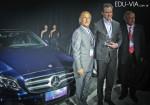 CESVI - Mercedes-Benz Clase E - Auto mas Seguro 2017 - Categoria Excelencia en Seguridad 2