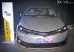 CESVI - Toyota Corolla - Auto mas Seguro 2017 - Categoria Mediano y Auto de Oro