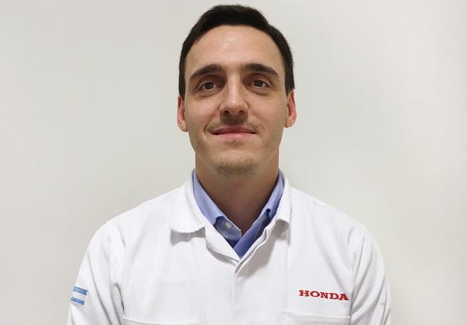 Santiago Di Pardo - Gerente de Relaciones Institucionales de Honda Argentina