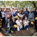 Jornada de Voluntariado con operarios de Mercedes-Benz Charleston, EE.UU.