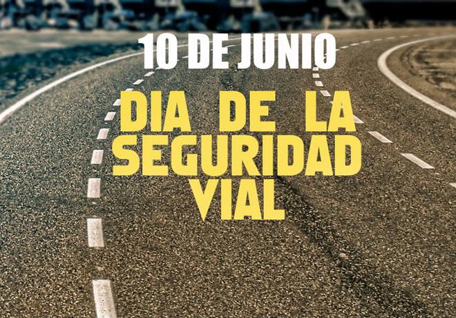 10 de junio Día de la Seguridad Vial: Prevención y Contención