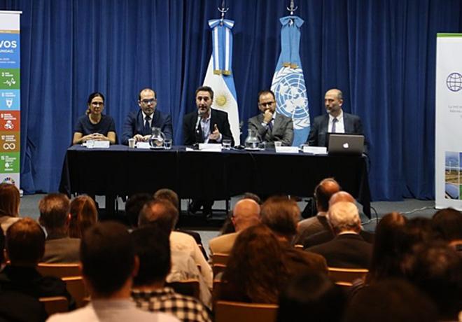 Lanzamiento de la Estrategia de Movilidad Eléctrica en Argentina