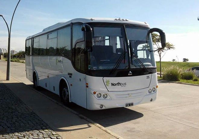 Pointer Northbus bus