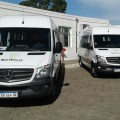 Pointer Northbus minibus Mercedes Benz