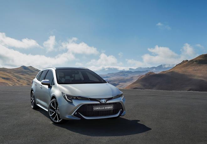 En el Salón de París 2018 Toyota apunta a la movilidad sustentable.