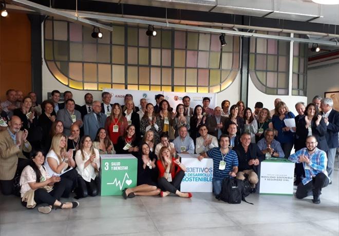 Se llevó a cabo el Tercer Encuentro de Seguridad Vial y Movilidad Sostenible