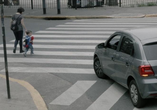 """""""Dale al peatón su prioridad"""", nueva campaña de Luchemos por la Vida"""
