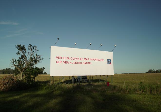 La Caja lanzó una campaña de prevención en las rutas argentinas.