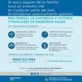 Red de asistencia a la victima vial - Presidencia de la Nacion