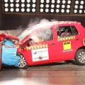 Latin NCAP - VW Fox - con 2 Airbags