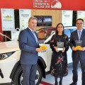 Premio Latin NCAP para Toyota
