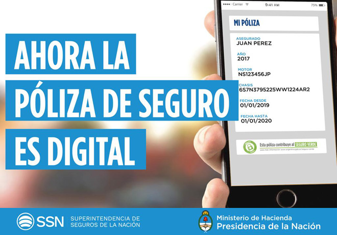 El Mercosur acepta el Seguro automotor en el celular