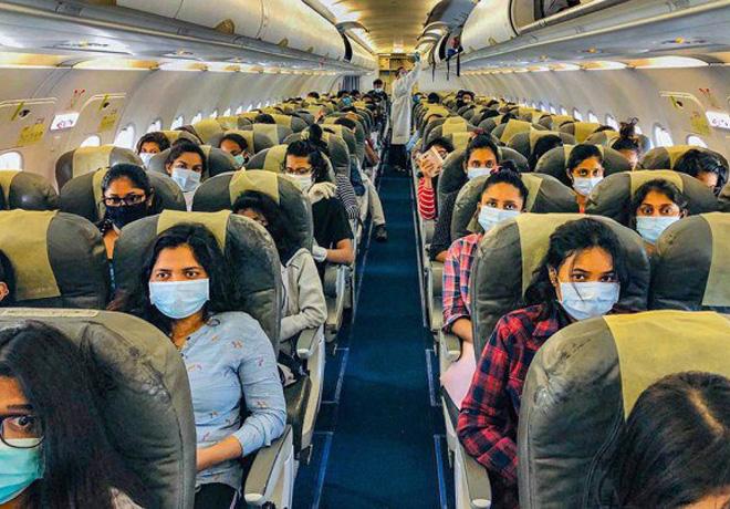 El transporte de larga distancia y el alojamiento en tiempos de post pandemia.
