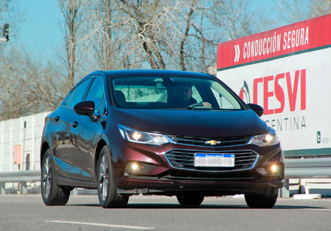 General Motors y CESVI Argentina renuevan su alianza.